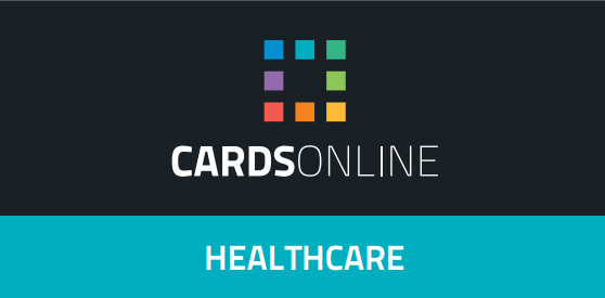 Download our CardsOnline Healthcare brochure