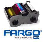 Fargo Card Printer Supplies
