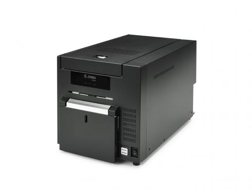 Zebra ZC10L ID Card Printer