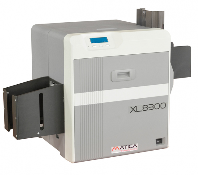 Matica XL8300 ID Card Printer