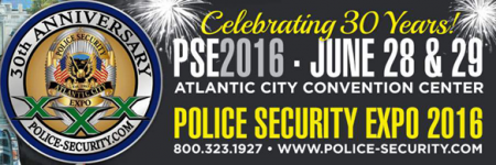Police Security Expo 2016