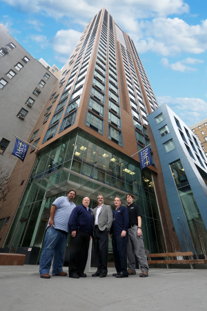 Idesco Takes Security to New Heights with Pace University;  Receives Nomination by SSI for Integrated Installation of the Year