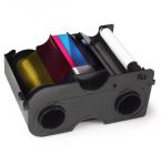 Fargo Half Panel Color Ribbon - YCMKO - 350 Prints
