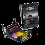 Zebra ZXP Series 1 Full Color Ribbon YMCKO - 100 Prints 800011-140