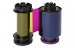 Evolis Avansia YMCK RT Color Film - 500 prints