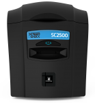 ScreenCheck SC2500 ID Card Printer
