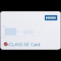 32k HID iCLASS SE 3004 Card