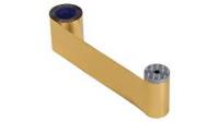 DataCard Graphics Gold Monochrome Ribbon Kit