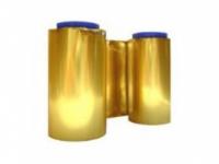 DataCard Graphics Metallic Gold Monochrome Ribbon Kit