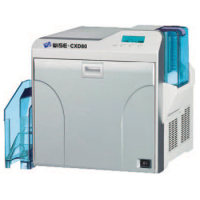 IDP Wise CXD80 Retransfer Single or Dual Sided ID Card Printer