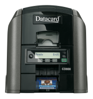 Datacard CD800 Single or Dual Sided ID Card Printer