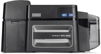 Fargo DTC1500 Single or Dual Sided ID Card Printer
