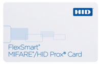 HID 3406 MIFARE Classic (4K) Standard PVC Card with SIO encoding – Qty 100