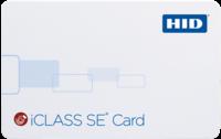 HID iCLASS SE Card 3000 – Standard PVC – Qty 100