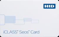 HID iCLASS Seos Card 5006 – Qty 100