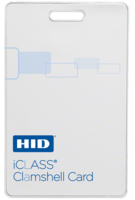 HID iCLASS Clamshell Contactless Smart Card 2080 – Qty 100