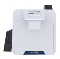 Magicard Ultima Retransfer Single or Dual Sided ID Card Printer