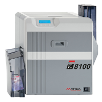 Matica XID8100 Retransfer ID Card Printer