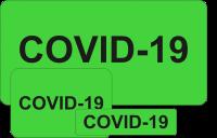 Pre-Printed Covid-19 Labels