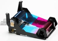 Zebra YMCKO Full Color Ribbon for ZXP Series 1 - 100 Prints