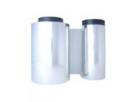 DataCard Metallic Graphics Silver Monochrome Ribbon Kit