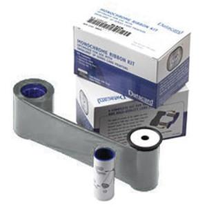 DataCard Graphics Silver Monochrome Ribbon Kit