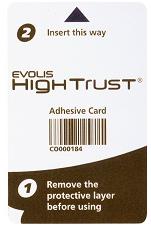 Evolis Adhesive Cleaning Card Kit