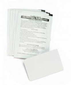 Zebra ZXP Series 7 abrasive printhead polishing card