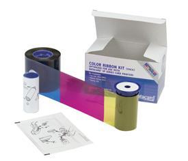DataCard Full Color Ribbon Kit - YMCK