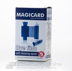 Magicard Full Color Ribbon - YMCKOK - 250 prints