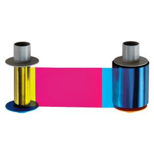 Fargo Half Panel Color Ribbon - YMCK - 1000 images