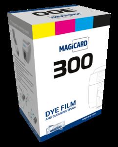 Magicard 200 Shot Color Film MC200YMCKOK/2