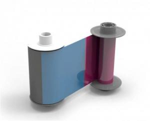 Magicard Color Dye Film with Secure HoloKote Panel