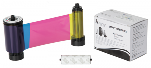 IDP Smart Full Color Ribbon - YMCKO - 250