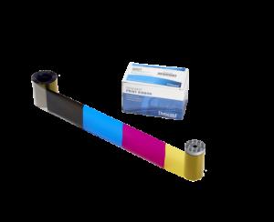 Color Ribbon, ymcKT (short panel) - 650 prints