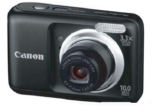 Canon A810 Camera with Twain Driver and Capture Software - TTS-C-ACK