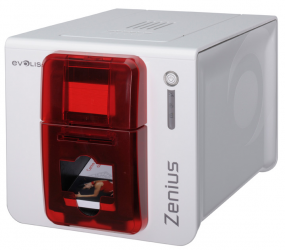 Evolis Zenius Single-Sided ID Card Printer