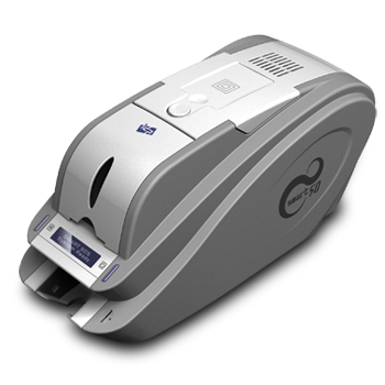 IDP Smart-50 Single or Dual Sided ID Card Printer