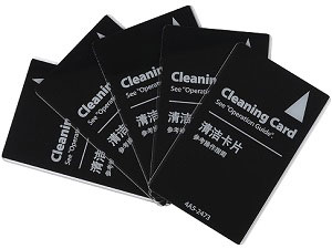 Evolis Avansia Adhesive Cleaning Card Kit (5pcs)