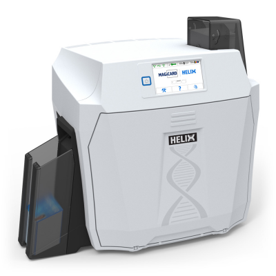 Magicard Helix Single or Dual Sided ID Card Printer