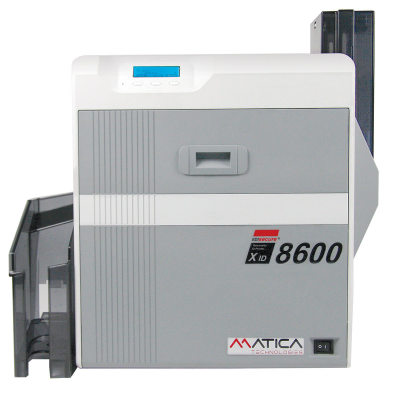 Matica XID8600 Retransfer ID Card Printer