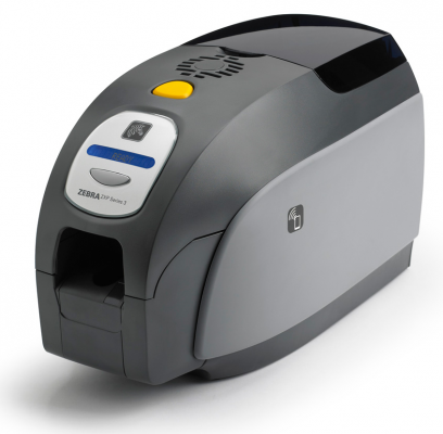 Zebra ZXP Series 3 - Single or Dual Sided ID Card Printer