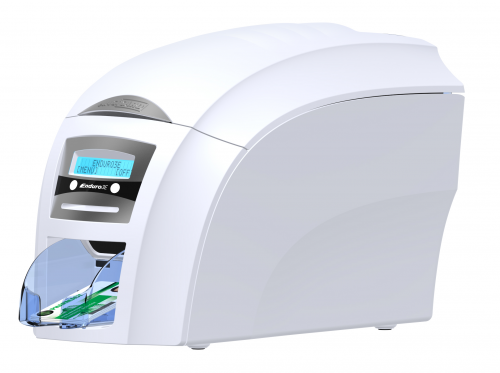 Magicard Enduro3E Single or Dual Sided ID Card Printer