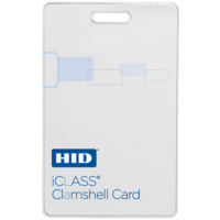 iCLASS Clamshell Contactless Smart Card