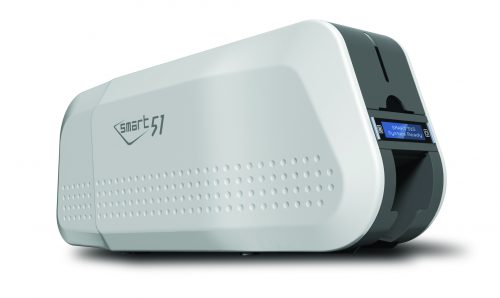 IDP Smart-51 Single or Dual Sided ID Card Printer