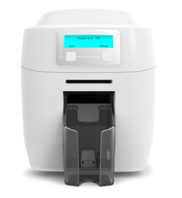 Magicard 300 Single or Dual Sided ID Card Printer