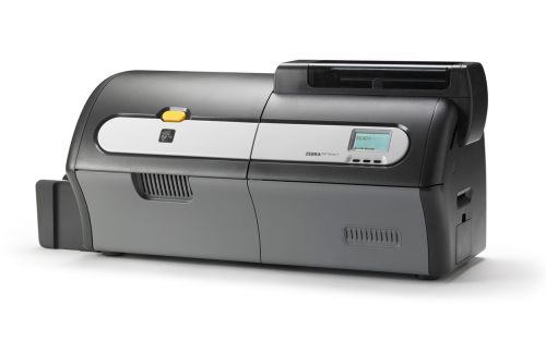 Zebra ZXP Series 7 - Single or Dual Sided ID Card Printer